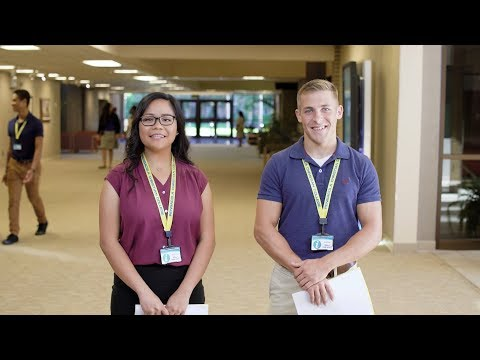 Welcome Video for New Students, Client: Pensacola Christian College, Role: Producer/Director of Photography