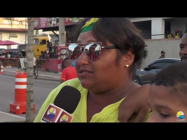 Brasil x Bélgica (Tv Búzios e Folha de Búzios)