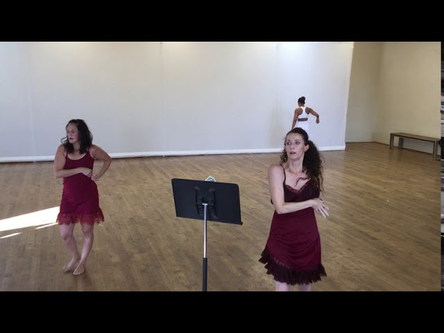 San Diego Dance Theater: August 2020 First Friday Part 1
