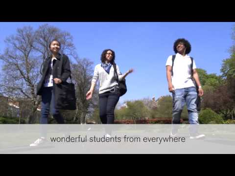 De Montfort University, Leicester International Pathway College: Teacher (Claudine)