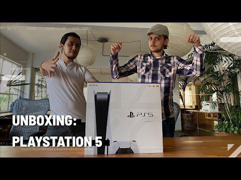Unboxing: PlayStation 5, la consola más poderosa de Sony | BitMe