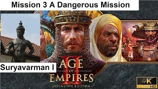 Age Of Empires II Definitive Edition Campaign Suryavarman I 3 A Dangerous Mission