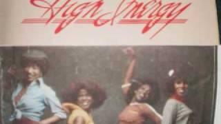 High Inergy Voulez Vous 1979
