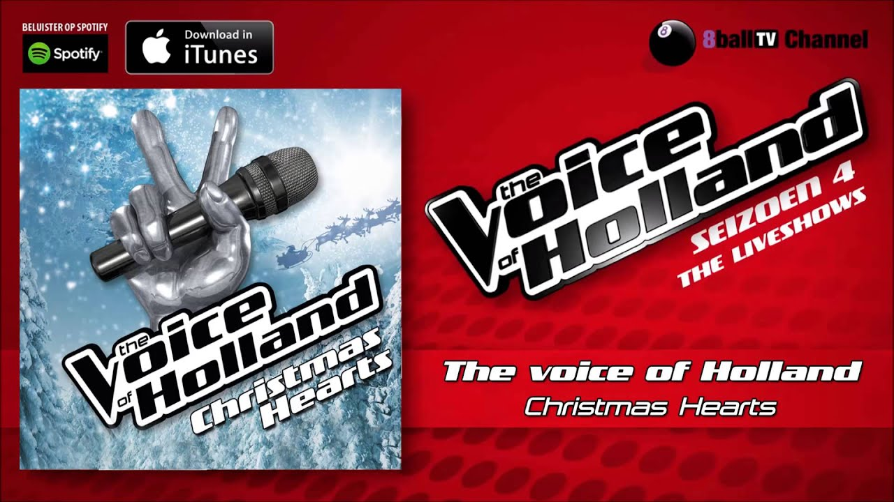 The voice of Holland - Christmas Hearts (Official Audio Of TVOH 4 ...