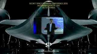 Secret Space Program 2015 Conference in 3 minutes