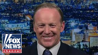 Spicer talks 'Dancing with the Stars' after being voted off