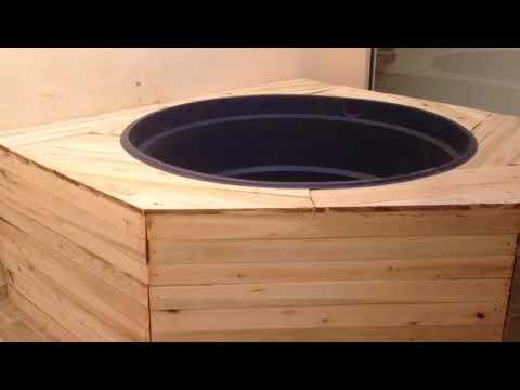Piscina Feita Com Caixa D Agua Youtube