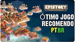 Epistory - The Typing Chronicles -  ÓTIMO JOGO - PT-BR - GAMEPLAY