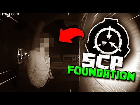 the SCP Foundation came to my house.. (Bad)
