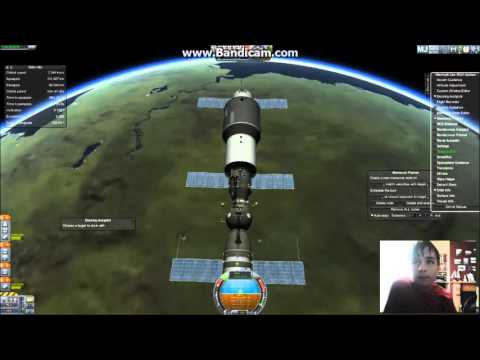 KSP: Soviet Stations Part 3: Soyuz 11