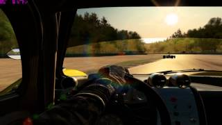 Project Cars Gameplay + Logitech G27