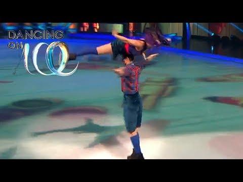 Saara Pulls Strings for Her Week 5 Skate | Dancing on Ice 2019