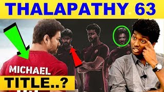 Is This The Title of THALAPATHY 63.? Leaked Information..!