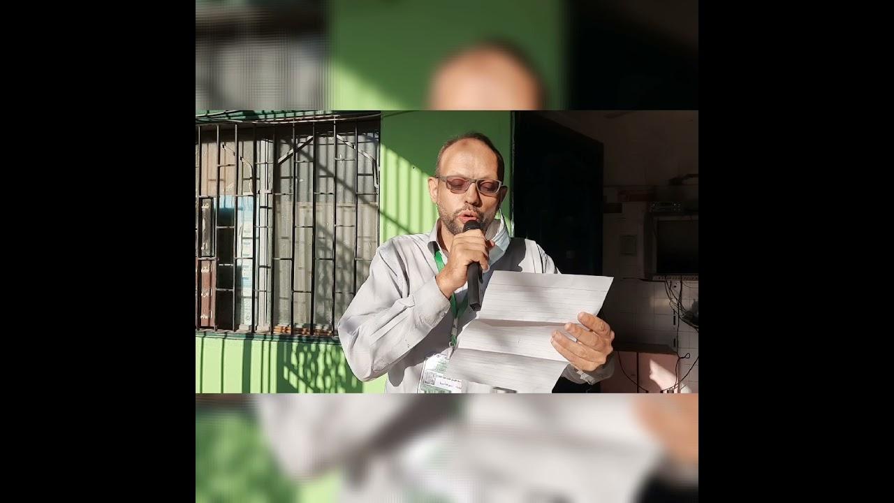 قصيدة ولد الهدى إلقاء الأستاذ/ مجدي عبد الفتاح مع عزف لأغنية محمد يا رسول الله للأستاذة/ داليا محمد