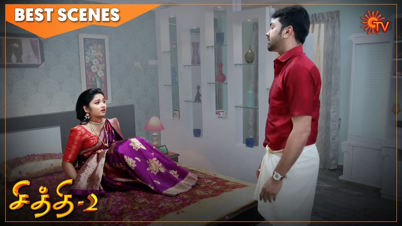 Chithi 2 - Best Scenes | Full EP free on SUN NXT | 27 Feb 2021 | Sun TV | Tamil Serial