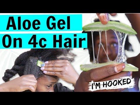 aloe-vera-gel-on-4c-natural-hair-+-face-|-this-diy-mask-got-me-hooked
