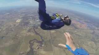 Repeat youtube video GUY HAS SEIZURE WHILE SKYDIVING