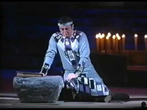 "George Oniani, Scena e aria di Abesalom dall opera Zakaria Paliashvili "" Abesalom ed Eteri"""