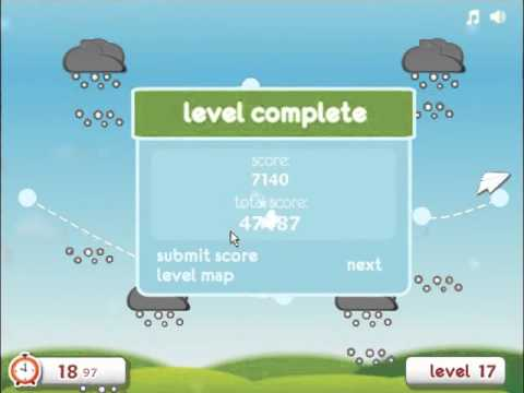 Cloudy Walkthrough - Levels 11-20