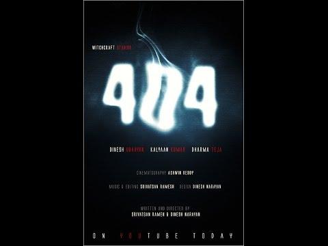 404 Tamil (தமிழ்) Short film Witchcraft Studios