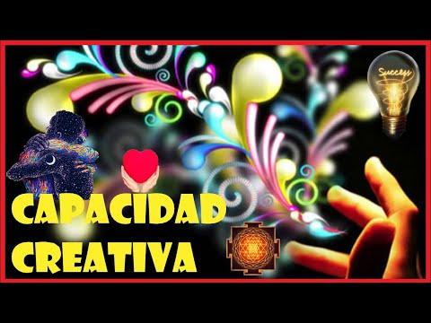 SOSTEN TU Luz - CAPACIDAD CREATIVA (por Ana Maria Oliva)