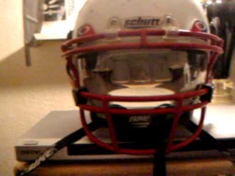 oakley visor  OAKLEY FOOTBALL VISOR - YouTube