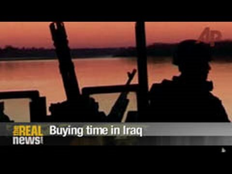 The Pentagon buying time in Iraq