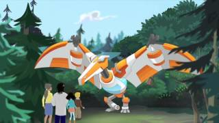 Transformers Rescue Bots Welcome You To Our Family