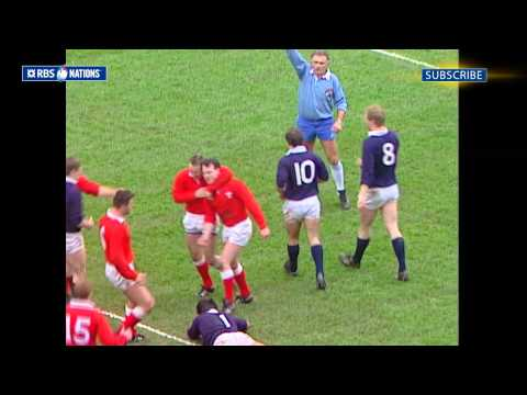 5 of The Best Five Nations Tries: 1985-1989