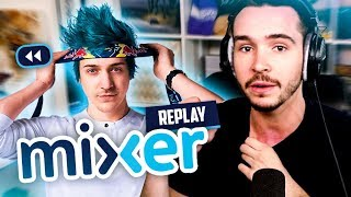 Ninja quitte Twitch et va sur MIXER : Mon Avis !