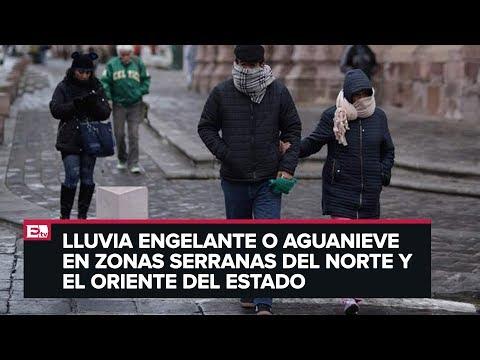 Bajas Temperaturas En Chihuahua Por El Frente Frío Número 12