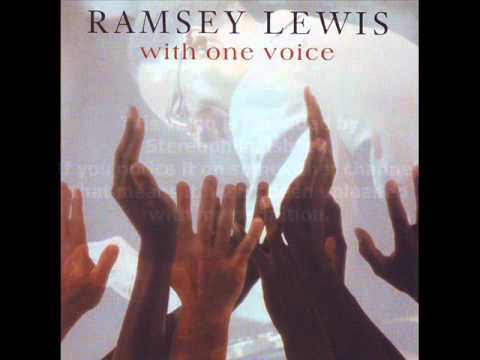 Ramsey Lewis With One Voice Rar