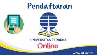 Daftar Online Mahasiswa UT