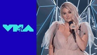 Ke$ha Introduces Logic's VMA Performance | 2017 VMAs | MTV