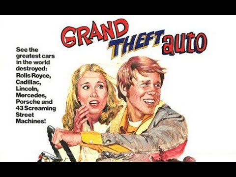 Grand Theft Auto (1977)---Full Movie---