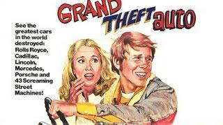 Grand Theft Auto (1977)---Full Movie---