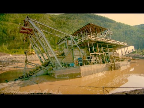 Gold Rush Aftershow: Saving the Sinking Dredge