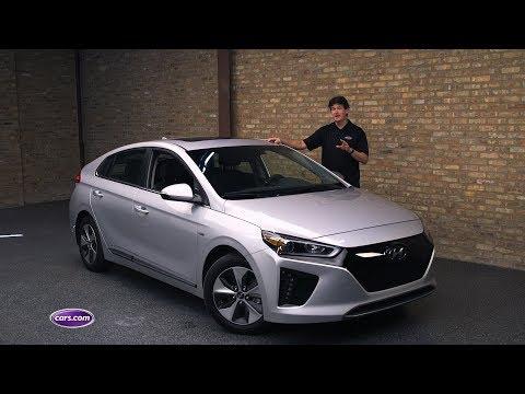2017 Hyundai Ioniq Electric Review