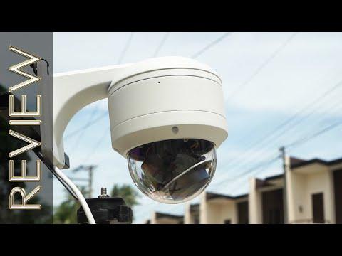 Anpviz 5mp PTZ Dome POE 5X Zoom IP Security Camera Review