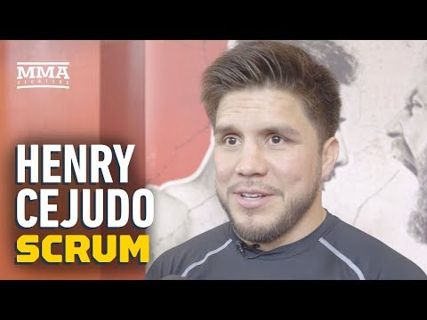 Henry Cejudo proud he saved flyweight division, but 'disappointed' fighters not 'talking smack'