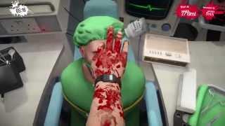 Vídeo Surgeon Simulator Anniversary Edition