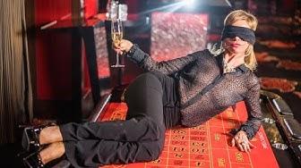 Irina Beller testet blind Champagner!