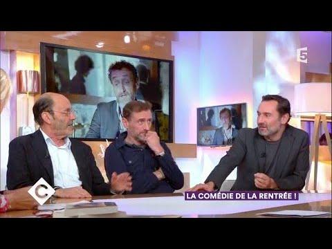 Le Sens de la Fête : la comédie de la rentrée - C à Vous - 29/09/2017