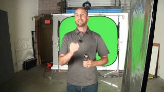 Digital Photography 1 on 1: Episode 65: Lighting a Green Screen