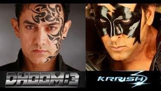 Krrish 3  V\S  DHOOM-3  - Official Trailer hd  beSt  film