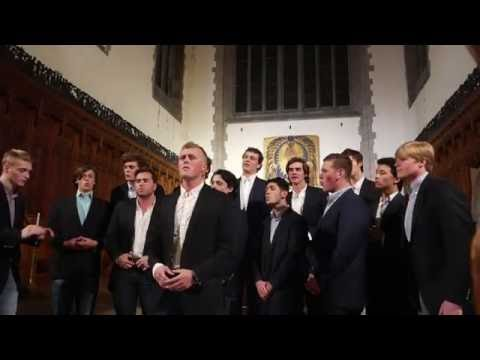 Colder Weather (A Cappella) - The Trinity College Accidentals