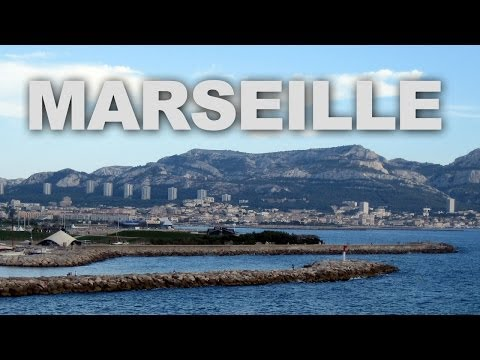 Marseille, the Biggest Mediterranean Port City in France