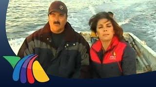 Yo amo mi dinero: Pesca de langosta