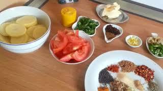 PREM ALOO [ Delicious potato recipe ]💖💛💜