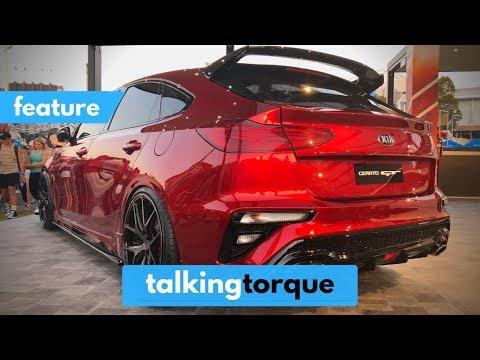 [4K] *NEW* 2019 Kia Cerato GT - Exclusive Showcar
